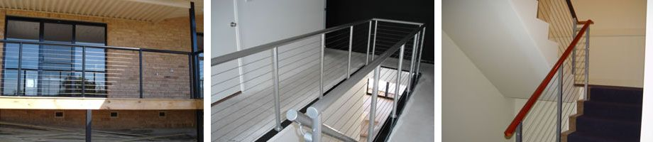 Wire Balustrade